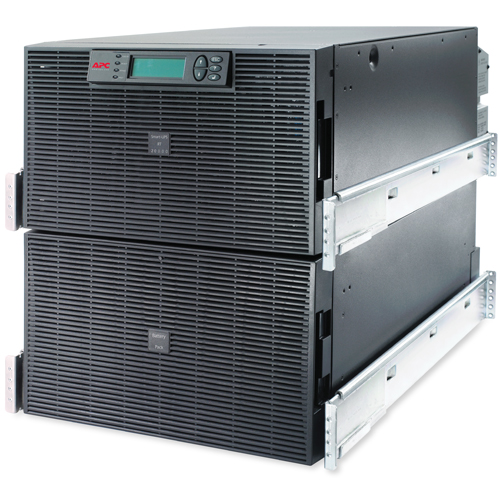 Картинка - 1 ИБП APC by Schneider Electric Smart-UPS RT 20000VA, Rack/Tower 12U RM, SURT20KRMXLI