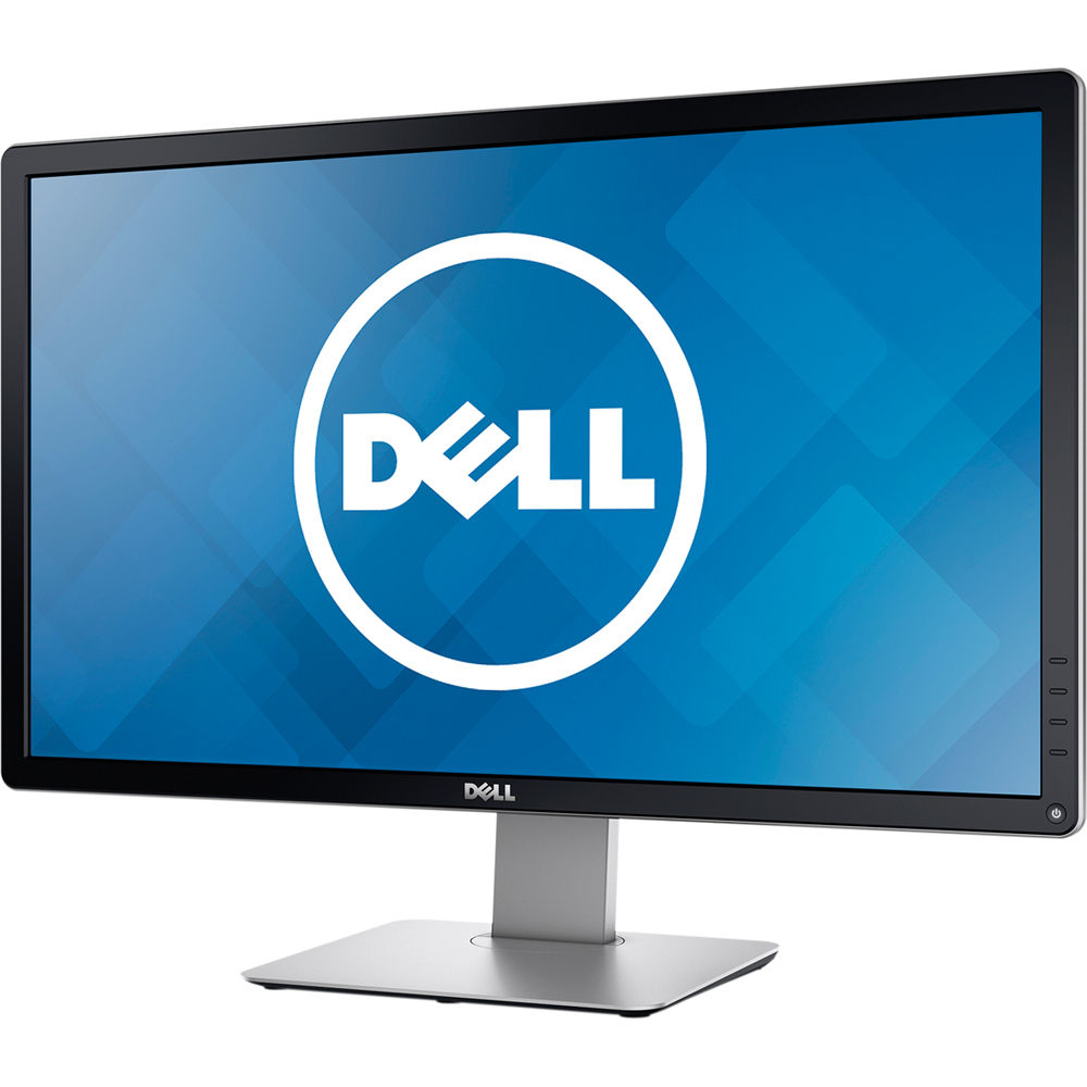 "Монитор Dell P2714H 27"" LED IPS Чёрный, 2714-7889"