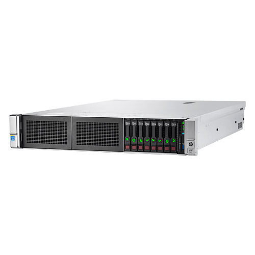 "Сервер HP Enterprise ProLiant DL380 Gen9 2.5"" Rack 2U, 848774-B21"