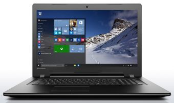 "Ноутбук Lenovo B71-80 17.3"" 1600x900 (HD+) Intel Core i3 5005U 4 ГБ HDD 500GB AMD Radeon R5 M330 DDR3 2GB Windows 10 Home 64, 80MR02NMRK - фото 1"
