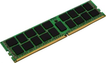 Модуль памяти Kingston ValueRAM 16ГБ DIMM DDR4 REG 2400МГц D4 (2Rx4) CL17 1.2В KVR24R17D4/16