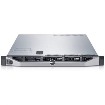 "Сервер Dell PowerEdge R320 ( 1xIntel Xeon E5 2420v2 1x8ГБ  2.5"" ) 210-ACCX-33 - фото 1"