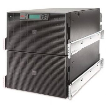 ИБП APC by Schneider Electric Smart-UPS RT 15000VA/12000W 220V / 380V On-Line Hot Swap User Replaceable Batteries LCD Rack/Tower RM SURT15KRMXLI - фото 1
