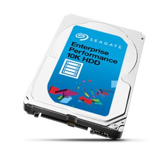 "Фото Диск HDD Seagate Enterprise Performance 10K SAS 3.0 (12Gb/s) 2.5"" 1.2TB, ST1200MM0129 - фото 1"
