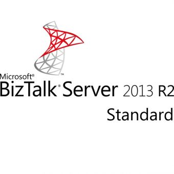 Лицензия на 2 ядра Microsoft BizTalk Server Standard 2013 R2 Single OLP Бессрочно D75-02256
