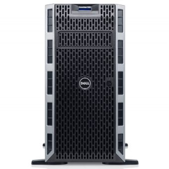 "Сервер Dell PowerEdge T430 ( 1xIntel Xeon E5 2623v4 1x16ГБ  3.5"" 1x1TB ) T430-ADLR-43 - фото 1"