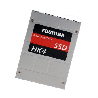"Диск SSD Toshiba - HK4R, for Enterprise, 2.5"", 1.92TB, SATA III (6Gb/s), speed write-480MB/s read-500MB/s, MLC, THNSN81Q92CSE4PDE1"