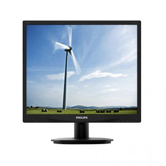 "Монитор Philips 19S4QAB 19"" LED IPS 250кд/м² 1280x1024 (SXGA) Чёрный 19S4QAB/00"
