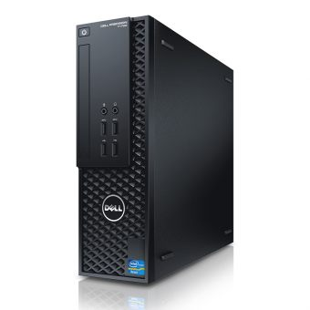 Рабочая станция Dell Precision T1700 Intel Xeon E3 1220v3 2x4GB 1TB nVidia Quadro K420 Windows 7 Professional 64 + Windows 8.1 Pro 64 1700-7355