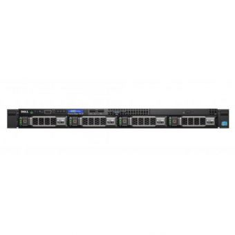 "Сервер Dell PowerEdge R430 ( 1xIntel Xeon E5 2620v3 1x8ГБ  3.5"" 1x1TB ) 210-ADLO-76 - фото 1"