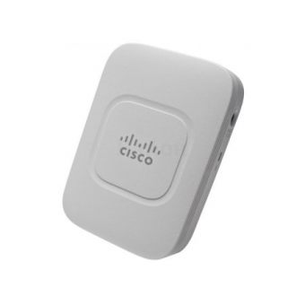 Точка доступа Cisco Aironet 702W 2.4 ГГц/5 ГГц 300Мб/с AIR-CAP702W-R-K9