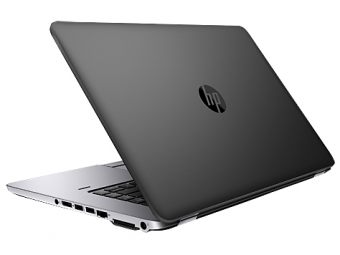 "Ноутбук HP EliteBook 850 G2 - 15.6"", 1920x1080 (Full HD), Intel Core i7 5500U 2400MHz, SODIMM DDR3L 8GB, SSD 256GB, AMD Radeon R7 M260X DDR3 1GB, Bluetooth, Wi-Fi, LTE, noDVD, 3cell, Чёрный, Windows 7 Professional 64 + Windows 8.1 Pro 64, L8T71ES - фото 1"