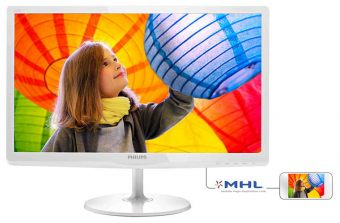 "item-slider-more-photo-Фото Монитор Philips 227E6QDSW 21.5"" LED IPS Белый, 227E6QDSW/00 - фото 1"