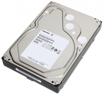 "Диск HDD  Toshiba - MG04SCA, for Enterprise, SAS 2.0 (6Gb/s), 3.5"", 4TB, 7K, 64MB, MG04SCA400E"