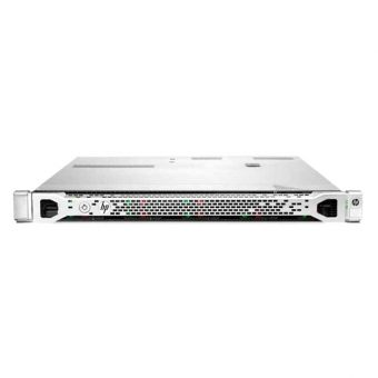 Сервер HP Enterprise - ProLiant DL360p Gen8, 1xIntel Xeon E5 2630v2 2600MHz, DIMM DDR3 2x8GB, 8xSFF, Smart Array P420i, 4x1GbE, noDVD, 1x460W, Rack, 1U, 733733-421 - фото 1