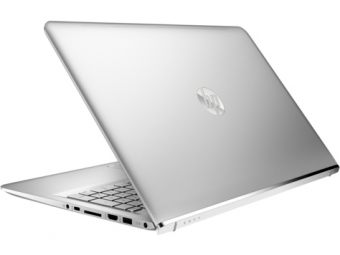 "Ноутбук HP Envy 15-as102ur 15.6"" 3840x2160 (Ultra HD) Intel Core i7 7500U 16 ГБ HDD + SSD 1TB + 128GB Intel HD Graphics 620 Windows 10 Home 64, Y5V51EA - фото 1"