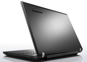 "Ноутбук Lenovo E50-70 - 15.6"", 1366x768 (WXGA), Intel Core i3 4005U 1700MHz 4GB, HDD 1TB, Intel HD Graphics 4400, Bluetooth, Wi-Fi, DVD-RW, 4cell, Чёрный, FreeDOS, 80JA015TRK - фото 1"