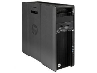 Рабочая станция HP - Z640, Intel Xeon E5 2650v3 2300MHz, DIMM DDR4 32GB, SATA III (6Gb/s)  512GB, , DVD-RW, Card-reader, Чёрный, Windows 8.1 Pro 64 downgrade Windows 7 Professional 64, G1X62EA - фото 1