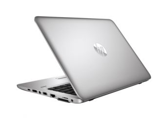 "Ноутбук HP EliteBook 725 G3 - 12.5"", 1920x1080 (Full HD), AMD A12 8800B 2100MHz, SODIMM DDR3L 8GB, SSD 256GB, AMD Radeon R7, Bluetooth, Wi-Fi, noDVD, 3cell, Серебристый, Windows 10 Pro 64 downgrade Windows 7 Professional 64, V1A60EA - фото 1"
