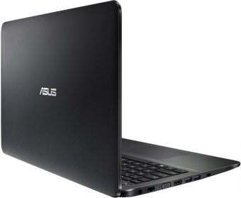 "Ноутбук Asus X554LJ-XX1162T 15.6"" 1366x768 (WXGA) Intel Core i5 5200U 4 ГБ HDD 500GB nVidia GeForce GT 920M DDR3 1GB Windows 10 Home 64, 90NB08I8-M18930 - фото 1"