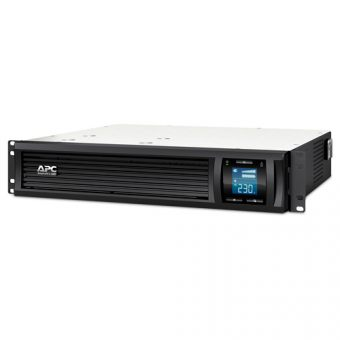 ИБП APC by Schneider Electric Smart-UPS C 3000VA/2100W 230V Line-Interactive Hot Swap User Replaceable Batteries LCD Rack RM SMC3000RMI2U - фото 1