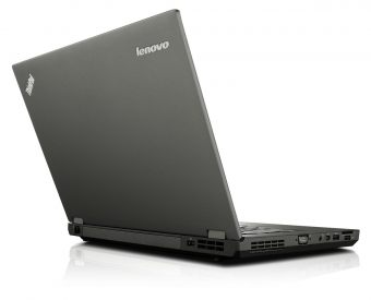 "Ноутбук Lenovo ThinkPad T440p - 14"", 1600x900 (HD+), Intel Core i5 4210M 2600MHz, SODIMM DDR3L 8GB, HDD + SSD 1TB + 16GB, nVidia GeForce GT 730 DDR3 1GB, Bluetooth, Wi-Fi, DVD-RW, 9cell, Чёрный, Windows 7 Professional 64 + Windows 8.1 Pro 64, 20AN00BBRT - фото 1"