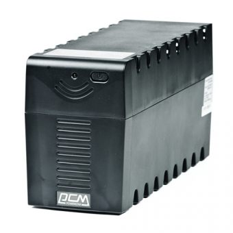 ИБП Powercom RAPTOR 600VA/360W 230V Line-Interactive  Tower  RPT-600A EURO - фото 1