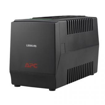 Стабилизатор APC by Schneider Electric Line-R 595ВА 300ВТ in184-284В out230В LS595-RS - фото 1