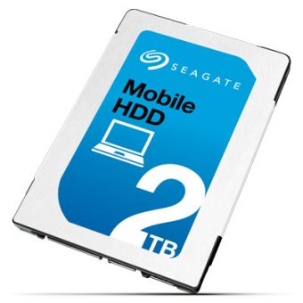"Диск HDD Seagate SATA III (6Gb/s) 2.5"" Mobile 5K 16MB 2TB ST2000LM007"