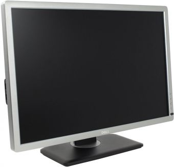 "Монитор Dell U2412M 24"" LED IPS 300кд/м² 1920x1200 (WUXGA) Белый 2412-4497"