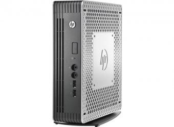 Тонкий клиент HP t610 PLUS AMD Dual-Core T56N 1x4GB 16GB AMD Radeon HD 6320 Windows Embedded 8 Standard 64 D9Y20AA - фото 1