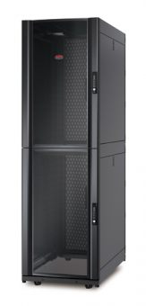 item-slider-more-photo-Фото Напольный шкаф APC by Schneider Electric NetShelter SX Colocation 42U Ш600xГ1070мм Чёрный, AR3200 - фото 1
