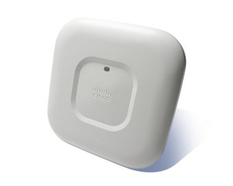 Точка доступа Cisco - Aironet 1700, 2.4/5 ГГц, 867Mb/s, IEEE 802.11 a/b/g/n/ac, RJ-45 1 x 1 Гб/с, AIR-CAP1702I-R-K9