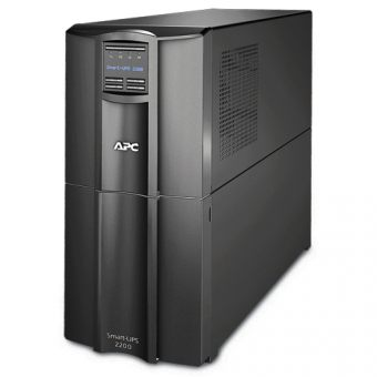 Фото ИБП APC by Schneider Electric Smart-UPS 2200VA, Tower, SMT2200I - фото 1