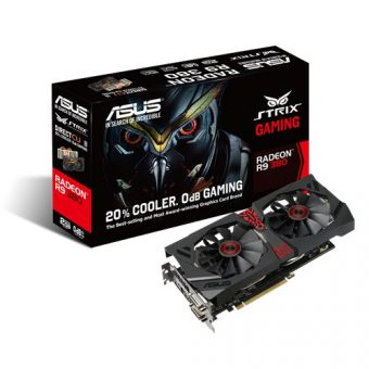 item-slider-more-photo-Фото Видеокарта Asus AMD Radeon R9 380 GDDR5 2GB, STRIX-R9380-DC2-2GD5-GAMING - фото 1