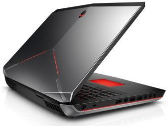 "Игровой ноутбук Dell Alienware 17 17.3"" 1920x1080 (Full HD) Intel Core i7 6700HQ 32 ГБ HDD + SSD 1TB + 512GB nVidia GeForce GTX 980M GDDR5 8GB Windows 10 Home 64, A17-9808 - фото 1"