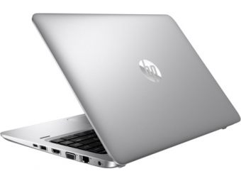 "Ноутбук HP ProBook 430 G4 - 13.3"", 1366x768 (WXGA), Intel Core i5 7200U 2500MHz, SODIMM DDR4 8GB, SSD 256GB, Intel HD Graphics 620, Bluetooth, Wi-Fi, noDVD, 3cell, Серебристый, Windows 10 Pro 64, Y7Z38EA - фото 1"