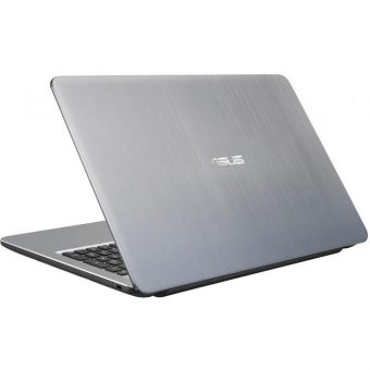 "Ноутбук Asus VivoBook X540SA-XX079T - 15.6"", 1366x768 (WXGA), Intel Pentium N3700 1600MHz, On board DDR3L 4GB, HDD 500GB, Intel HD Graphics, Bluetooth, Wi-Fi, DVD-RW, 3cell, Серебристый, Windows 10 Home 64, 90NB0B33-M02590"