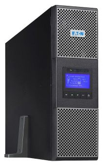 ИБП Eaton - 9PX, 6000VA/5400W, On-Line, in (230V Hard Wire), out (terminal block 3xIEC-C320 C13 2xIEC-C320 C19), LCD , Rack/Tower, 3U, цвет Чёрный, 9PX6KIBP