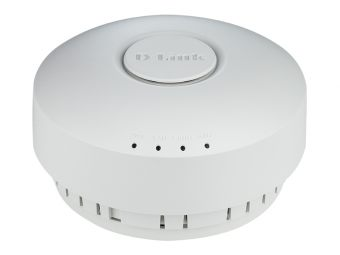 Точка доступа D-Link - DWL-6610AP, 2.4/5 ГГц, 867Mb/s, IEEE 802.11 a/b/g/n/ac, web interface, SNMP, telnet, mac address filtering, DWL-6610AP/RU/A1A/PC - фото 1