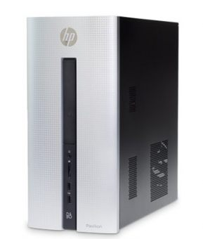 Настольный компьютер HP Pavilion 550-001ur Intel Core i3 4170 1x4GB 500GB AMD Radeon R7 240 Windows 8.1 64 M9L42EA