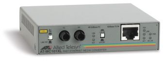 Медиаконвертер Allied Telesis 100Base-TX-100Base-FX RJ-45-ST AT-MC101XL-YY