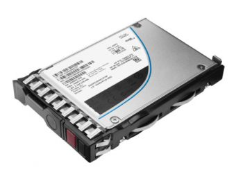 "Диск SSD HP Enterprise - Mixed Use-2, for Enterprise, 2.5"", 480GB, SATA III (6Gb/s), speed write-380MB/s read-535MB/s, 832414-B21"