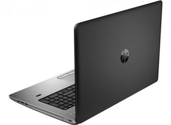 "Ноутбук HP ProBook 470 G2 17.3"" 1600x900 (HD+) Intel Core i5 5200U 4 ГБ HDD 750GB AMD Radeon R5 M255 DDR3 2GB Windows 8.1 64, K9K02EA - фото 1"
