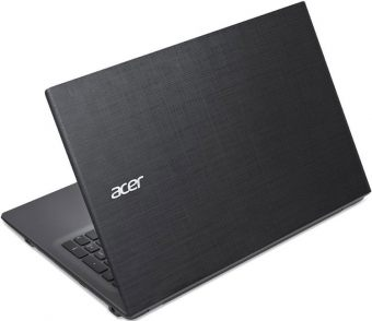 "Ноутбук Acer Aspire E5-532-C54H - 15.6"", 1366x768 (WXGA), Intel Celeron N3050 1600MHz, SODIMM DDR3L 4GB, HDD 500GB, Intel HD Graphics, Bluetooth, Wi-Fi, DVD-RW, 4cell, Чёрный, Windows 10 Home 64, NX.MYVER.019 - фото 1"