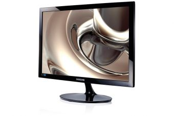 "item-slider-more-photo-Фото Монитор Samsung S24D300H 24"" LED TN Чёрный, LS24D300HSI/RU - фото 1"