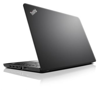 "Ноутбук Lenovo ThinkPad EDGE E460 14"" 1366x768 (WXGA) Intel Core i7 6500U 4 ГБ SSD 192GB Дискретный Windows 7 Professional 64 + Windows 10 Pro 64, 20ETS00800 - фото 1"
