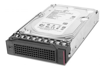 "Диск HDD  Lenovo - ThinkServer Gen 5, for Enterprise, SAS 3.0 (12Gb/s), 3.5"", 300GB, 10K, 4XB0G88733"