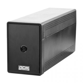 ИБП Powercom Phantom 650VA/390W 230V Line-Interactive  Tower  PTM-650AP - фото 1