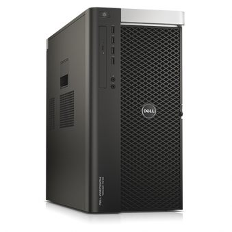 Рабочая станция Dell Precision T7910 Intel Xeon E5 2620v4 8x8GB 512GB nVidia Quadro M5000 Windows 7 Professional 64 + Windows 10 Pro 64 7910-0330 - фото 1
